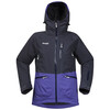 Bergans W's Myrkdalen Jacket Night Blue/Funky Purple/White